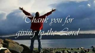 Watch Ray Boltz Thank You video