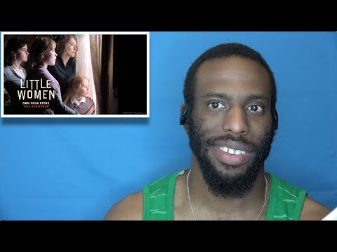 LITTLE WOMEN - Official Trailer (HD) | JVS REACTION