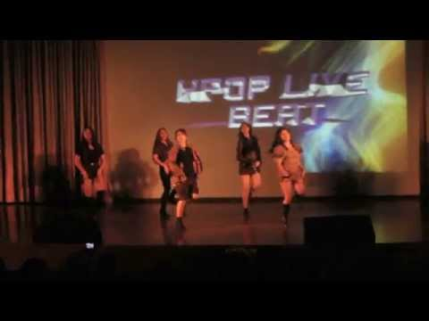 Cover Fx / Top5girls Peru - Gangsta Boy & Red light (Kpop Beat Live Beat)