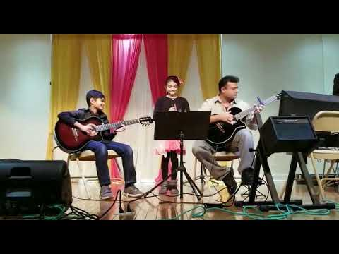 Kaun Tujhe - M.S. Dhoni with Jiya & Jayson