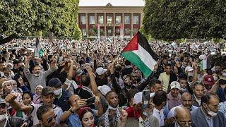 Le Maroc au chevet de la Palestine
