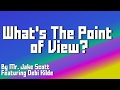 Point of View Song - Teach 1st, 2nd, 3rd Person Perspective