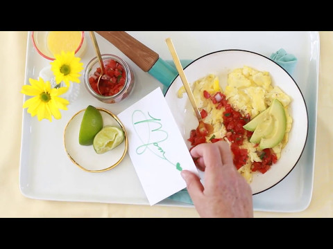 Mother's Day Breakfast In Bed Ideas