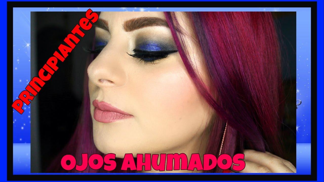 Maquillaje ojos ahumados para principiantes smokey eyes youtube - Ojos ahumados para principiantes ...