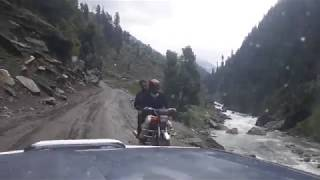Travel on Kail Road