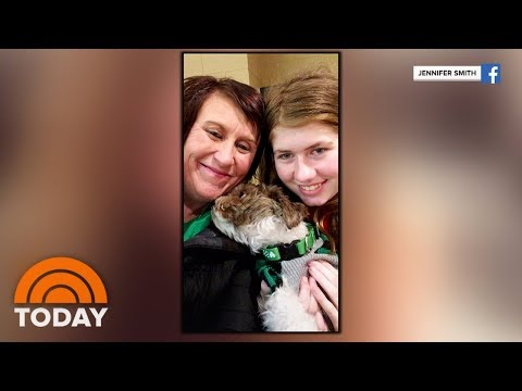 Wisconsin Teen Jayme Closs Reunites With Aunt After Rescue | TODAY