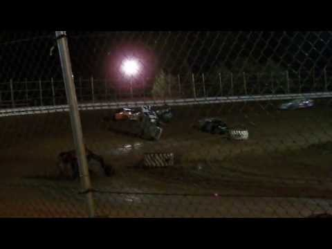 Jeff Klopstein TNT Speedway 05/25/2013 Feature Part2