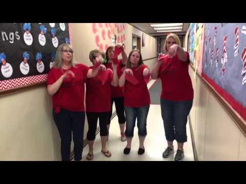 "South Elementary New Philadelphia Teachers ""Shake It Off"""
