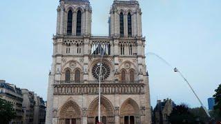 Frankreichs Kirchenglocken läuten für Notre-Dame