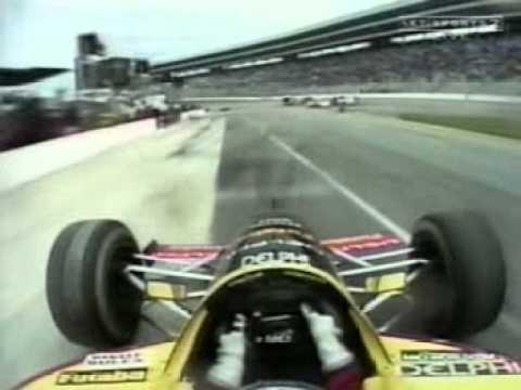 Sam Schmidt Crash - 1999 Mall.com 500
