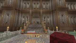 minecraft kitchen castle survival