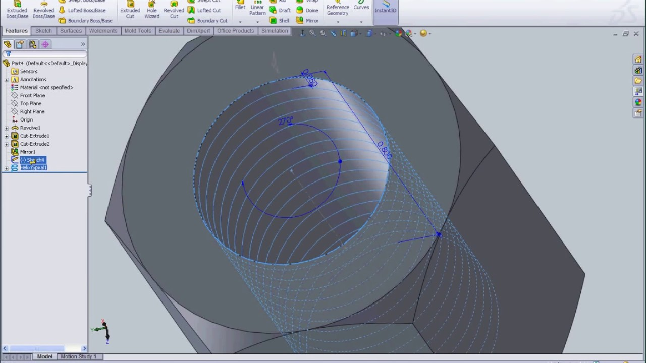 how to create views in solidworks composer