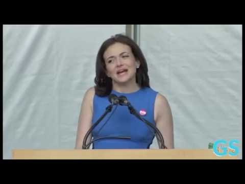 Sheryl Sandberg: Harvard Business School Class Day Speech 20