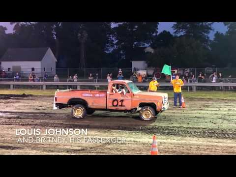 Tough Trucks - 2018 Dodge County Fair - Scribner NE