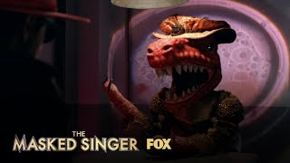 The Clues: T-Rex | Season 3 Ep. 7 | THE MASKED SINGER