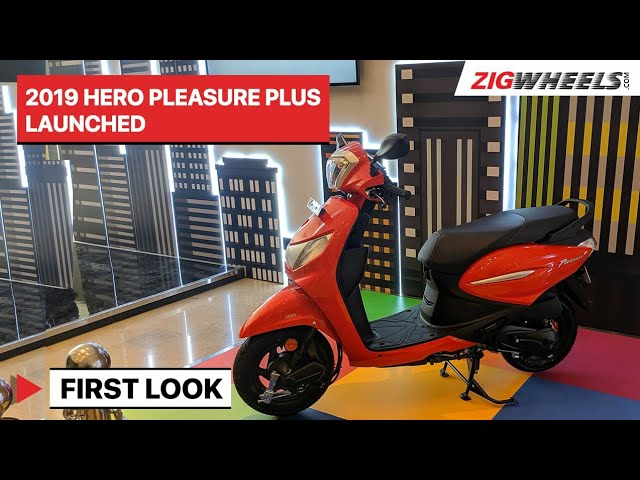 Hero Scooters Price List, New Hero Scooter Models 2019, Images, Mileage