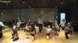 PSY - DADDY (Mirrored Dance Practice)
