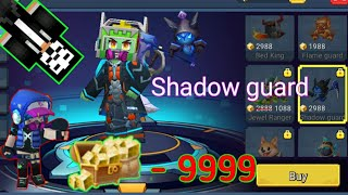 Shadow guard Buying the Cutest pet (-9999Gcubes) in Blockman Go Bed Wars...   RAPPY TEAM
