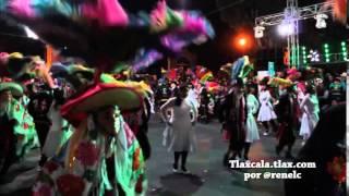 """Camada Primera"" de Tepeyanco Carnaval 2015"