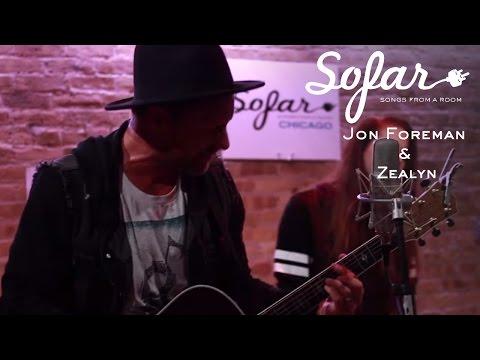 Jon Foreman & Zealyn - Only Hope   Sofar Chicago mp3