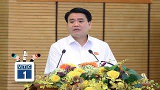 Ông Nguyễn Đức Chung: Kể cả phải đập toà nhà 8B Lê Trực