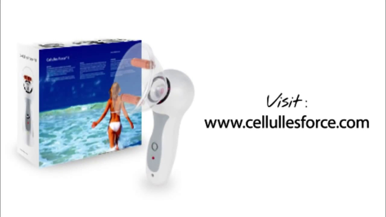 appareil anti cellulite cellulles force ii