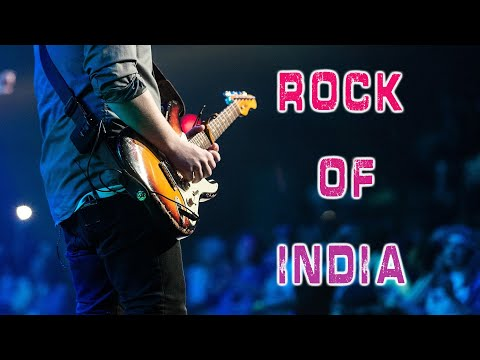 Rock of India    Guitar Solo