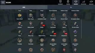 World Of Tanks Blitz My Hangar (23.04.2018)