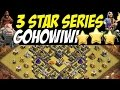 3 Star Series: EPIC TH 9 Gohowiwi | Surgical Hog Attack Strategy vs Max TH9 | Clash of Clans