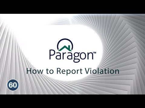 How to Report a Violation | Grab n' Go