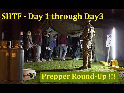 NEW!  Preppers are Government Targets in SHTF!   -YOU asked for it...