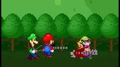 Stupid Mario Bros- You're a Plumber- SPRITE VERSION
