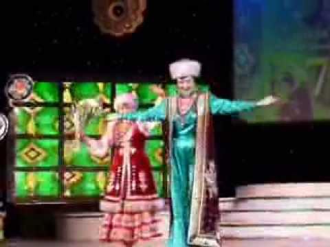Bashkir dance legend Rashid Tuysina