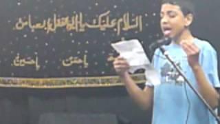 Jukteh hain jahan shah bi by Abbas Lalji