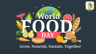 World Food Day 2020 | Food Facts | Junk Food vs Healthy Food | Nutritional Facts | FAO