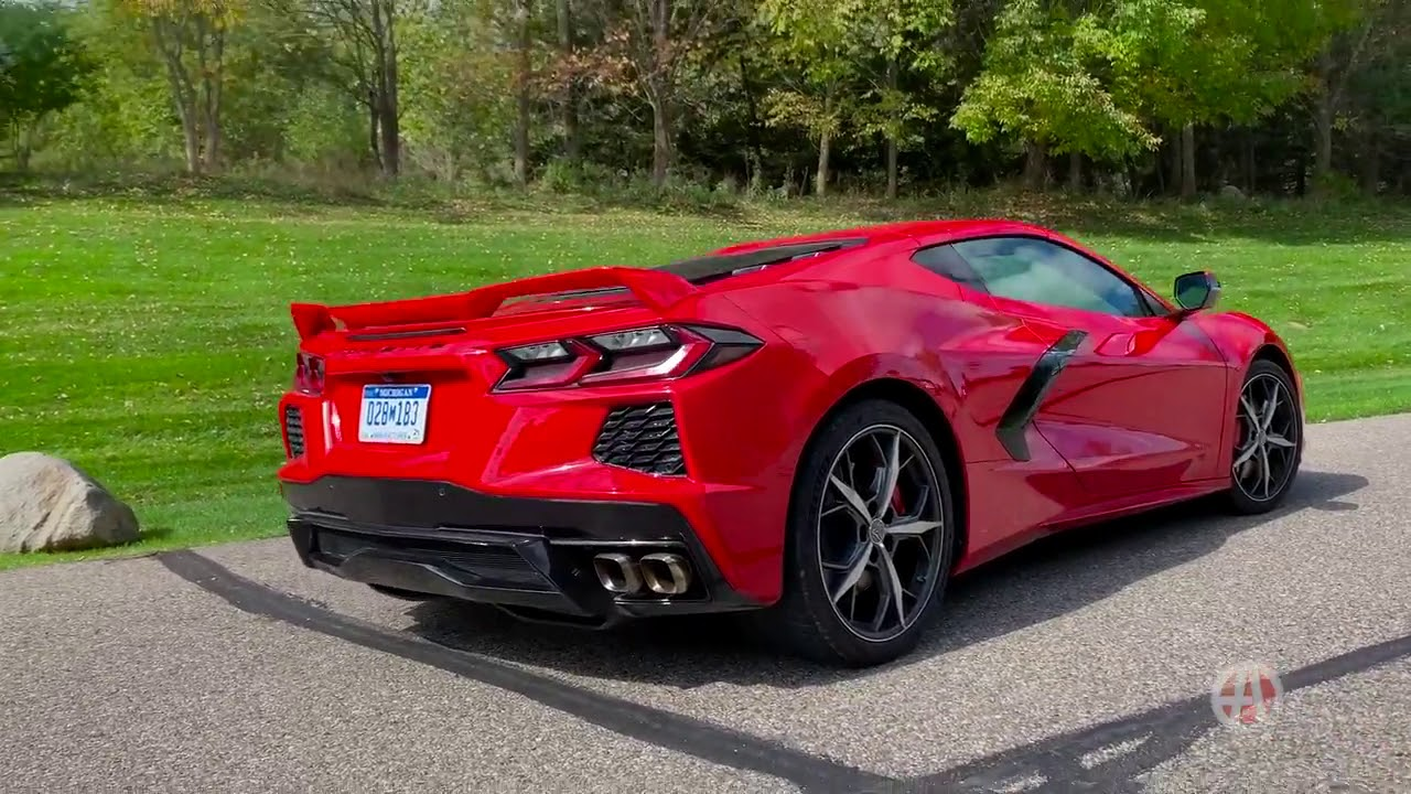 2020 Chevrolet Corvette | First Drive Impressions ...