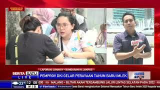 Pemrov DKI Jakarta Gelar Perayaan Tahun Baru Imlek