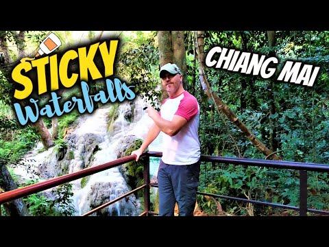 Sticky Waterfalls (Bua Tong) | Chiang Mai, Thailand