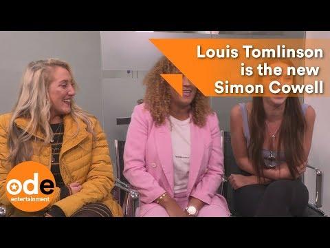 The X Factor: LMA Choir think Louis Tomlinson is the new Simon Cowell