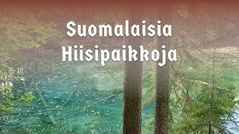 Taivaannaulan hiisivideo | Sacred Natural Sites in Finland