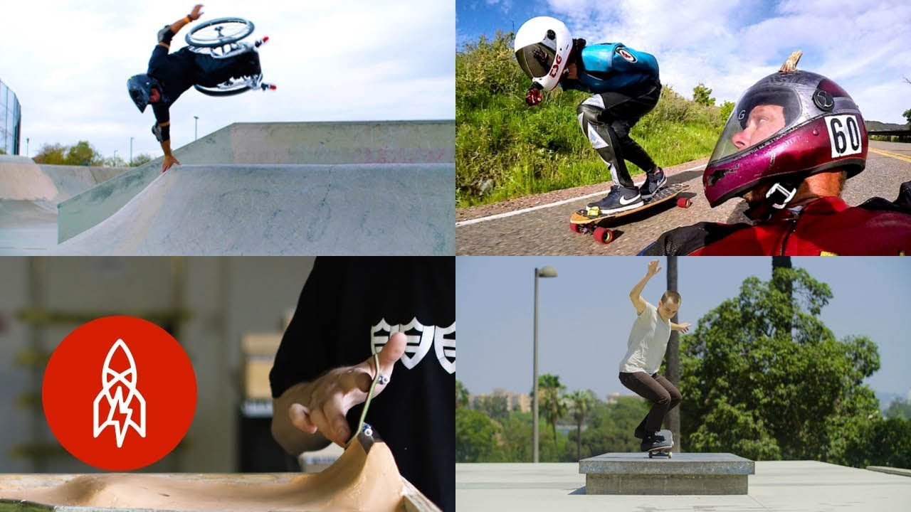 Five Skaters Breaking New Ground