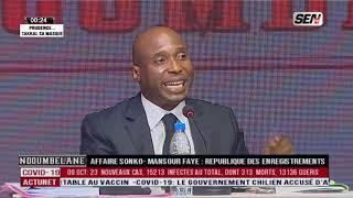 Affaire Sonko-Mansour Faye : la réaction surprenante de Barthélémy Dias