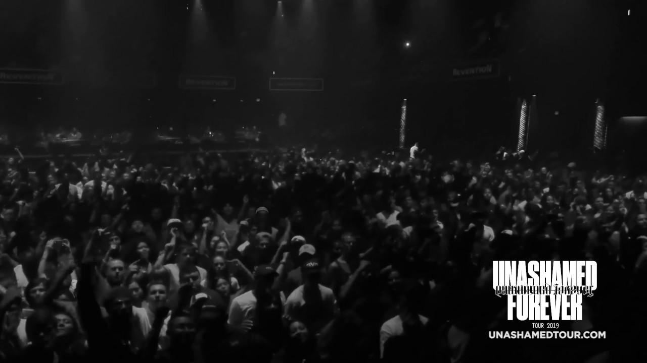 DETROIT - Unashamed Forever Tour 2019 - On Sale NOW