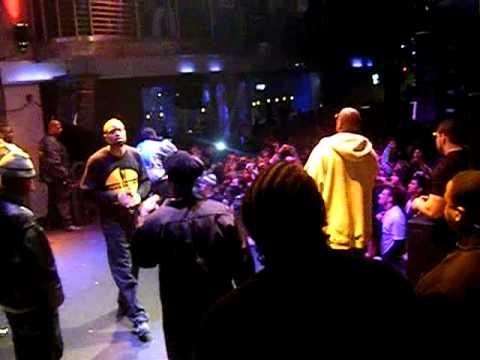 Ol' Dirty Bastard's son, Boy Jones, performs 'Brooklyn Zoo' with Wu-Tang Clan