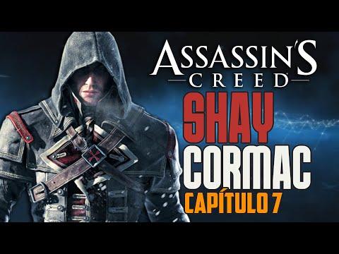 La Historia Completa de Assassin´s Creed: Capitulo 7 - Shay Patrick Cormac