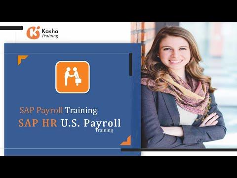 SAP HR US Payroll Training   SAP Payroll   Online Course & Certification