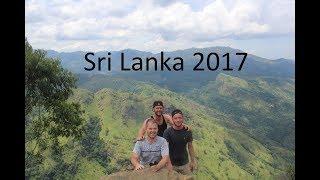 Vakantie Sri Lanka 2017