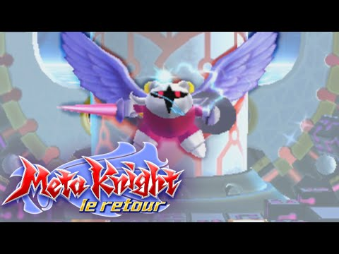 META KNIGHT Le retour ! #4 FR - Kirby Planet Robobot