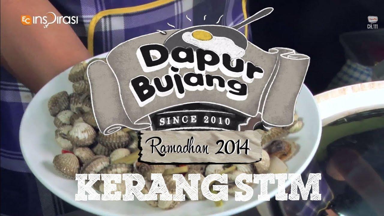 Dapurbujang Ramadhan Kerang Stim