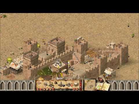 Stronghold Crusader AI Tournament S2 E1 Rat VS Emperor